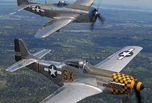 WWII Planes / by Vito De