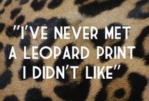 All things Leopard!! / by Rhiannon Barber
