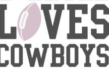 Dallas Cowboysss <3 / by Rhiannon Barber