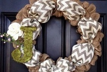 Wreaths / by Chelsea Ellison