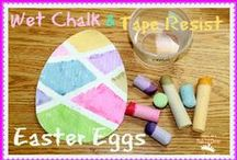 Easter Crafts and Ideas Journey