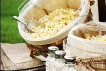 Appetizers Popcorn
