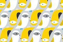Graphics | Patterns / by Sara Tagliapietra