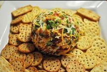 Appetizers Cheeseballs
