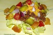 Main Dishes Salads