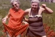 Crazy old ladies!  ;-)