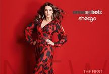 Anna Scholz for Sheego / by Anna Scholz