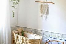 Nursery Ideas / Just dreaming of a pretty nursery in our little place...maybe I'll get inspired :) / by Gina Byun