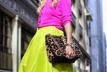 COLOUR / Fashion colour combinations / by Anna Scholz