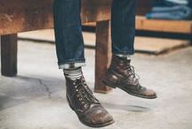 his style. / by Jordan McGrath