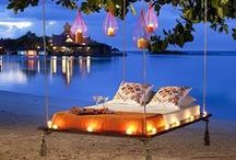 Travel / Honeymoon / Not even getting married yet but dreaming of a perfect honeymoon! ♥