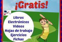 Tema: República Dominicana / Encuentra una serie de recursos académicos gratis en honor a la independencia de la República Dominicana.  Entre ellos te damos libros electrónicos de varios niveles, hojas de trabajo, videos, fichas de vocabulario, ejercicios de comprensión en ingles y en español.