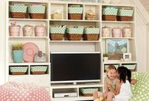 For the home: Play Rooms