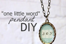 D.I.Y. Jewelry and Accessories