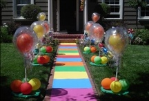 HOME-Party Ideas / by Darcy Koski