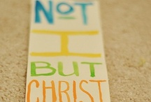 Jesus is... / by Jason Lilly