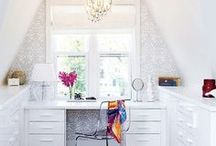 Gorgeous Office & Efficiency Ideas / by Chandra Knee