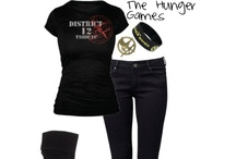 all things Hunger Games / The hunger games trilogy