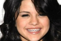 Celeb Brace-Faces / Braces don't make you a geek or a nerd! They are cool, fun and socially acceptable .... look how many celebrities have invested in their dental health!