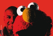 Elmo! / Being Elmo is out on DVD now - here are some fun Elmo creative things we found on Pinterest