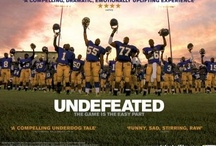 American Football Films / With Undefeated now out on DVD we thought it was time for a collection of American Football films. Find out more at http://undefeatedfilm.com/