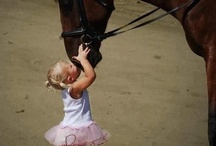 Horse love.. / by Renée Parcher Beckman