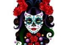 Sugar Skulls / by Renée Parcher Beckman