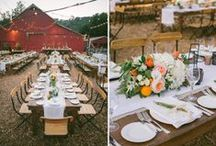 Ojai Wedding | Rustic & Laid Back California Style  / Destination Wedding Filmmaker & Videographer, LoveSpun Films, captures this Rustic yet glamorous Ojai wedding in Southern California.