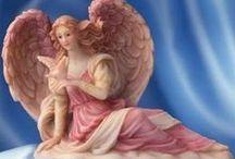 Angel Collectibles - Seraphim / by Patty Altermatt