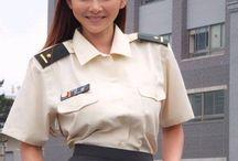 自衛隊と制服