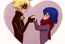 Fandoms / My favorite (non-Disney) fandoms including Miraculous Ladybug and Harry Potter.  I am a serious fangirl!