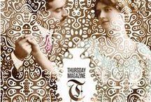 graphic design / My passion. / by Design Quixotic