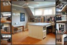 Awesome Craft Rooms