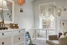 Interiors - Nurseries / by Jen Christensen