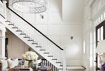 Interiors - Entries & Staircases / by Jen Christensen