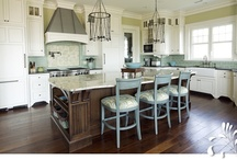 Interiors - Kitchens / by Jen Christensen