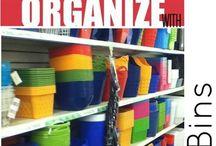 Organizing & Tips / by Brittany Cummins