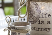 Be Crafty! / by Debbie Jeffries
