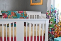 Baby Bedroom Ideas / by Brittany Cummins