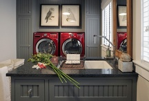Dream House - Laundry Rooms / by Brittany Cummins