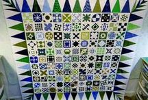 QUILTS!  QUILTS!  and more...... / by Debbie Ward Grasley
