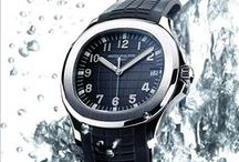 Fine Swiss Time Pieces / Featuring an extensive collection from Patek Philipe, Rolex, Breitling & Tudor / by Hamra Jewelers