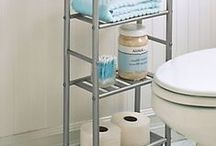 Organize Your Bed & Bath / Learn how to keep your bed & bath beautiful and functional! / by Solutions