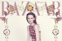 en vogue: magazine covers / by Design Quixotic