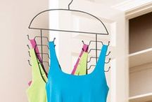 Clean Out That Closet / Keep you closet neat & tidy! You don't need a pro closet organizer with Solutions' practical closet storage products. Closet organization is easy with the right closet organizing ideas. / by Solutions