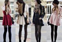 Fashion/ My Style  / by Andi Pandi
