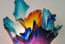 Beautiful Glass / Beautiful Glass / by Debbie Ward Grasley