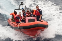 U.S. Coast Guard Birthday / USAA celebrates the U.S. Coast Guard's Birthday! Images of individuals in a personal capacity do not represent any endorsement, express or implied, by the Department of Defense, Department of Homeland Security or any other agency of the United States government. / by USAA