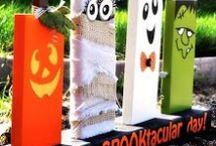 Halloween - Fall - Harvest / by Monaca Barnabi