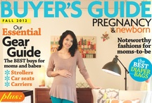 Pregnancy & Newborn Magazine Covers / by Pregnancy & Newborn magazine